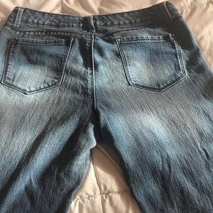 Kardashian Kollection jeans.